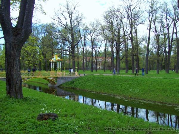Александровский парк (Пушкинский район)
