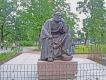 Скульптурная композиция «Святой Пётр»