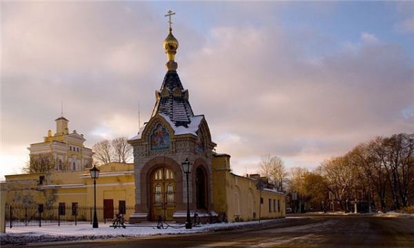 Петербургская площадь
