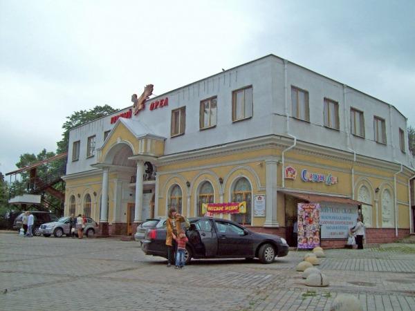 Интерактивный музей-театр «Сказкин Дом»