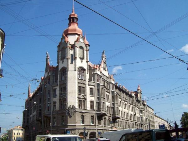 Дом городских учреждений (№ 55—57)