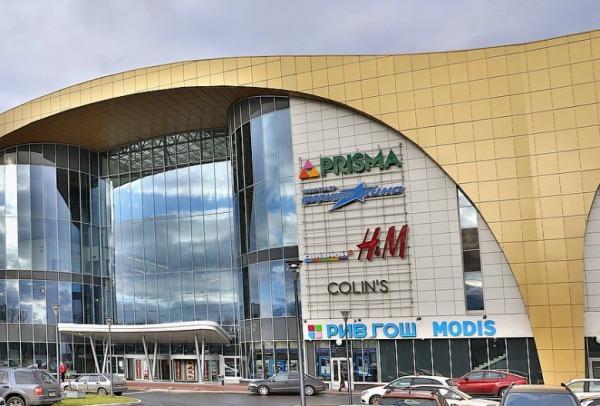 Кинотеатр «Формула кино» в ТРЦ «Жемчужная Плаза»