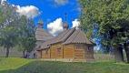 Деревянная церковь св. Дмитрия Солунского