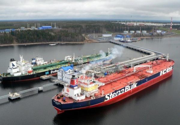Порт Приморск