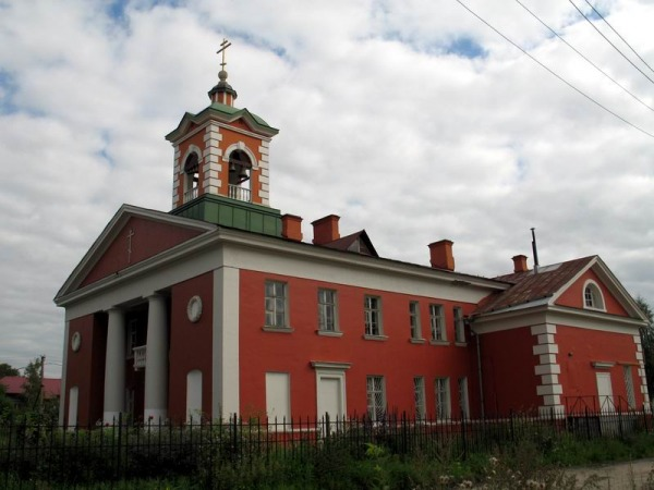 Церковь св. Иоанна Милостивого