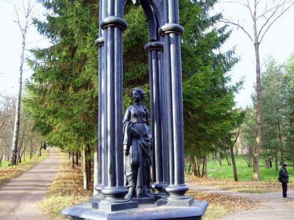 Готические ворота