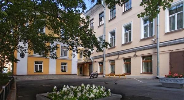 Австрийский дворик-Отель