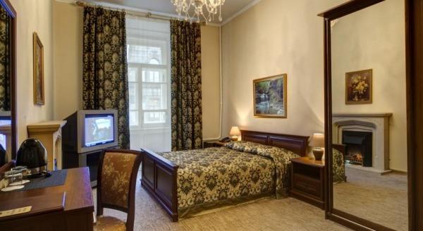 Отель Соната на Гороховой