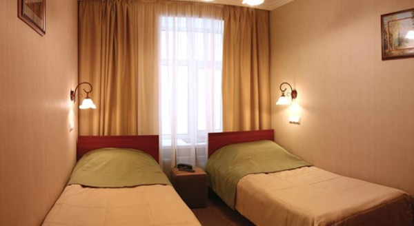 Отель Акварели