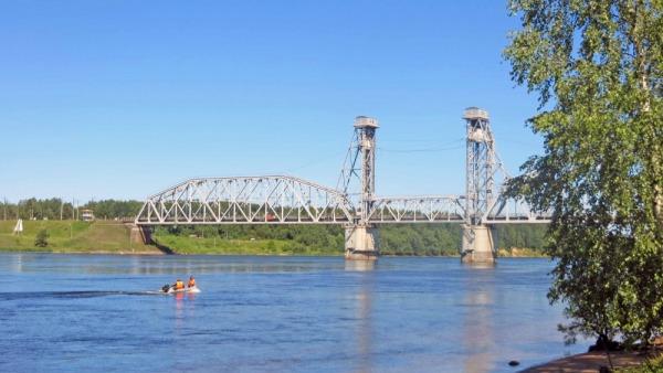 Кузьминский железнодорожный мост