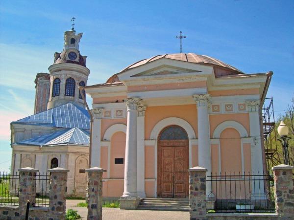 Часовня  Казанской Иконы Божией Матери