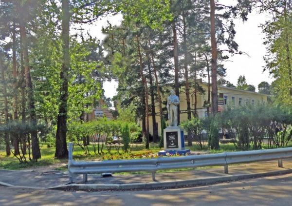 """Памятник  """"Героическим морякам Балтики"""""""