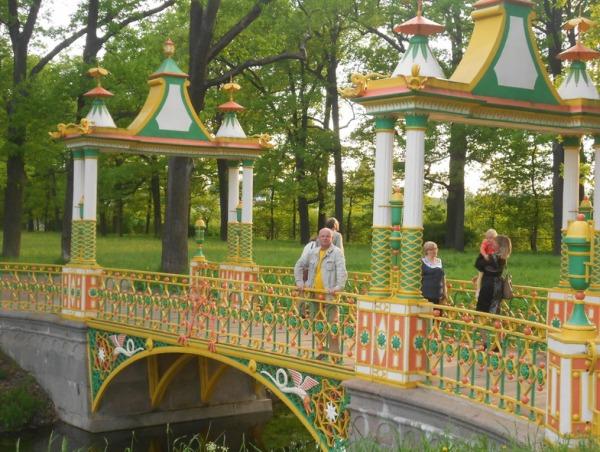 Александровский парк (Пушкин)