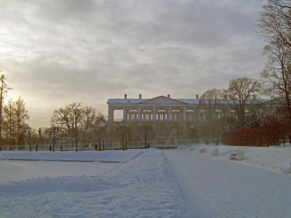Екатерининский парк (Пушкин)