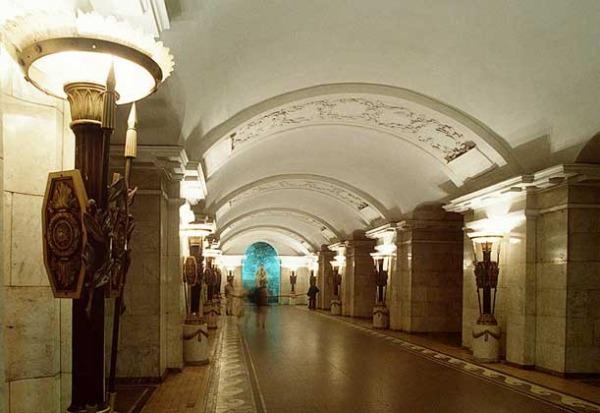 Станция метро «Пушкинская»