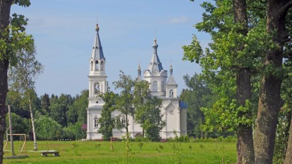 Церковь Иконы Божией Матери Смоленская в Мызе
