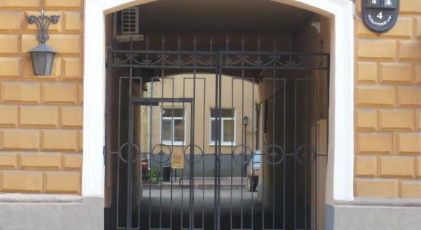 Отель Невский Двор