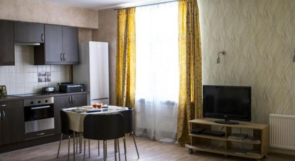 Апартаменты на Егорова