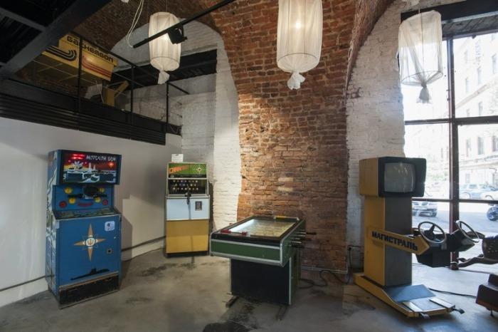 то, что музей автоматов и фотобудка растения овальные листья