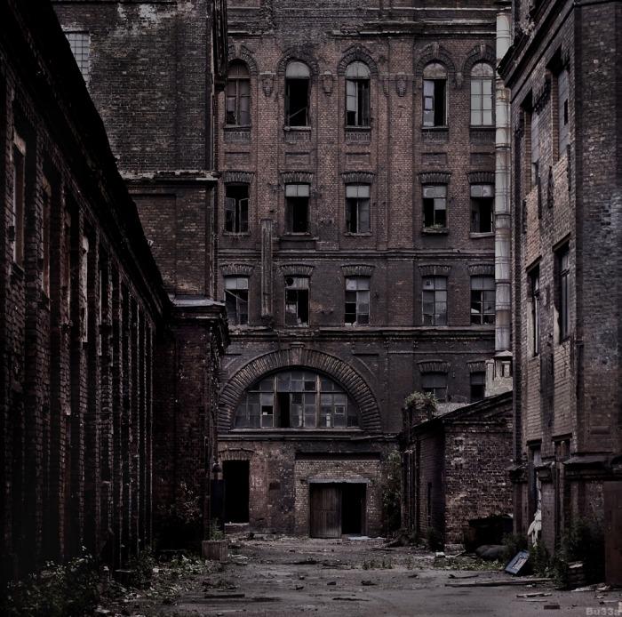мрачные дома москва для фотосессии хочу расставаться тобою