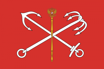 картинки герб и флаг санкт-петербурга