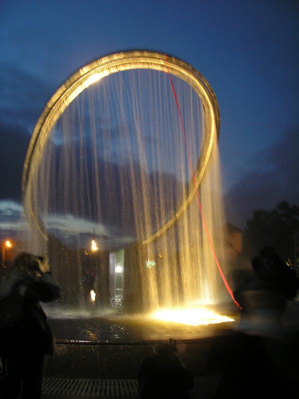 фонтаны 2 января спб
