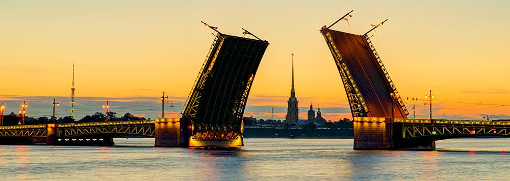 Главные события июля в Санкт-Петербурге