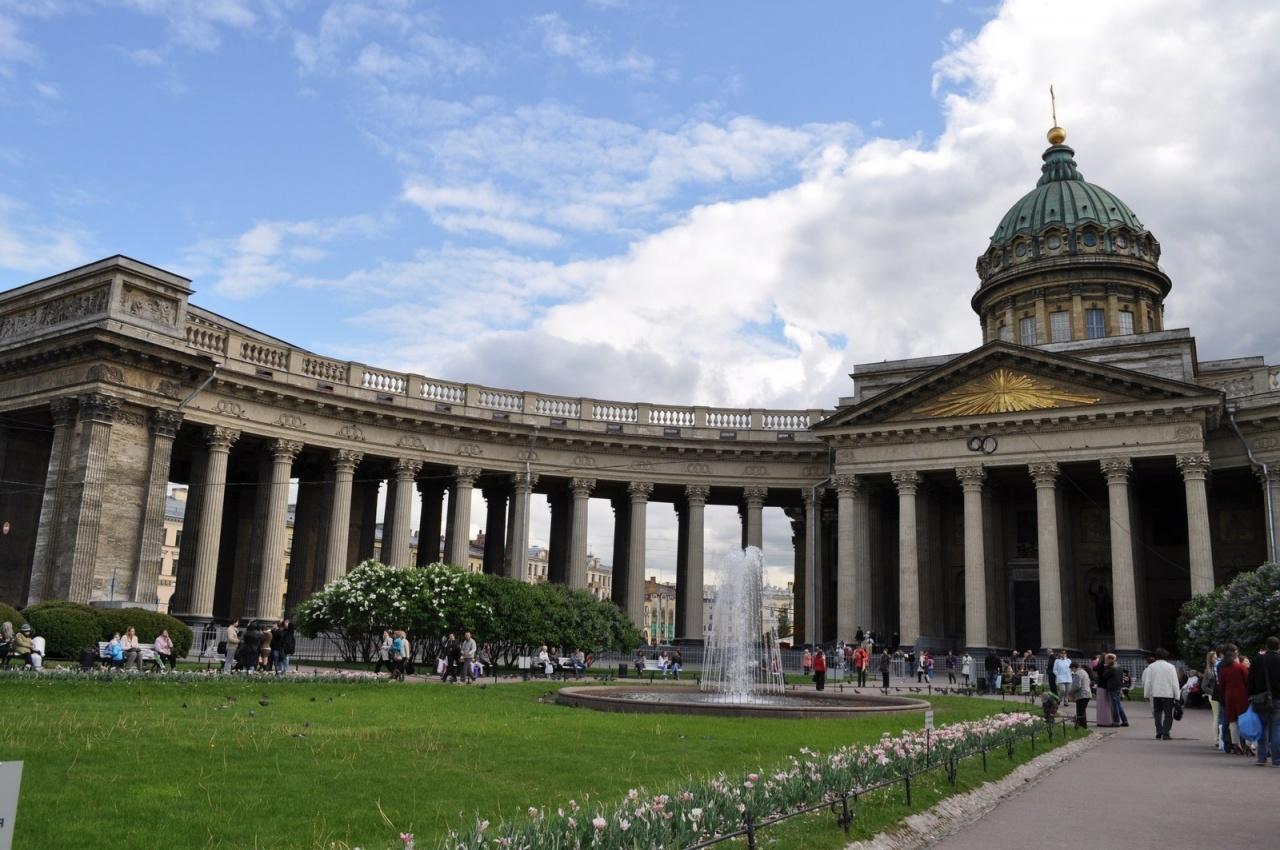 Казанская Площадь, Санкт-Петербург. Карта, фото, как добраться ...